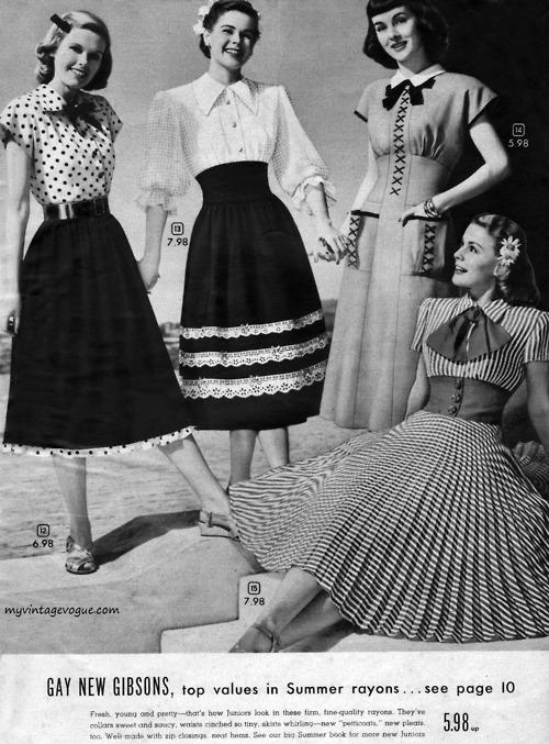 442c9e06d53c 1948 Alden's Summer Catalogue. February 7, 2012 | Categories: Fashion,  Vintage, What To Wear | Leave a comment